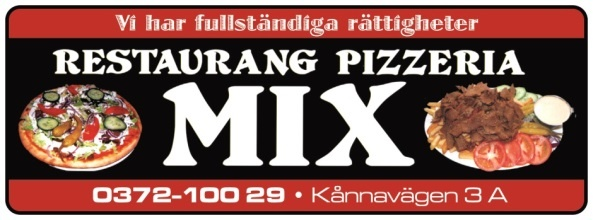 Pizzeria Mix top